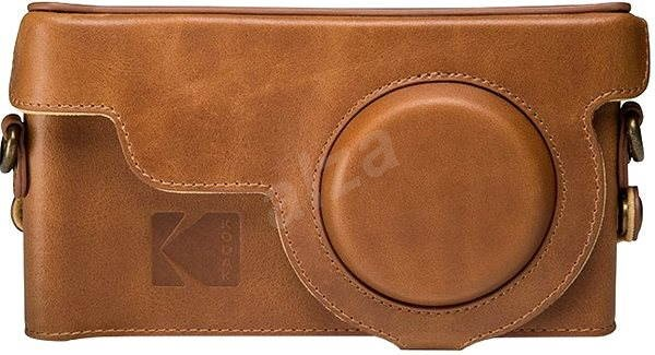 a32ed628be Camera Case Kodak Ektra hnedý - Puzdro na mobil