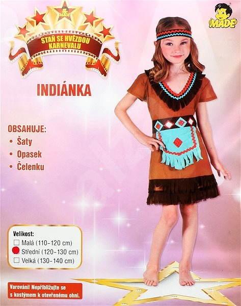 c6216a64f1bd Karnevalové šaty - Indiana Veľkosť M - Detský kostým