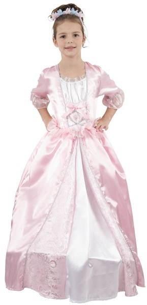 208a399597df Šaty na karneval - Princezná vel. S - Detský kostým