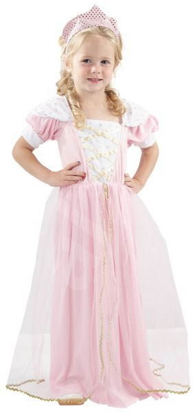 c3a95c9d5515 Šaty na karneval - Princezná veľ. XS - Detský kostým