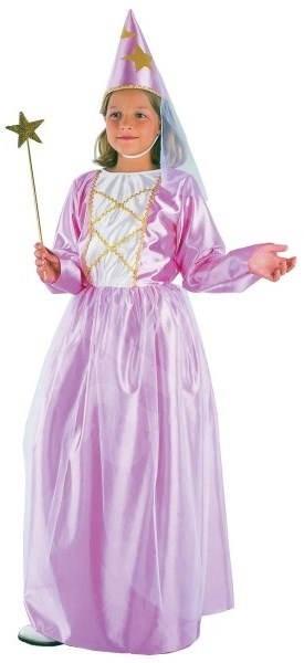 Šaty na karneval - Víla veľ. S - Detský kostým  b7b118bd10b