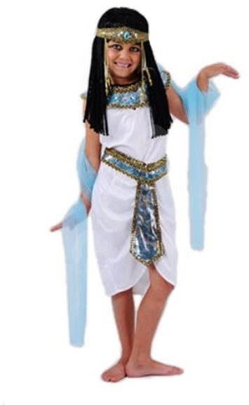 3d581b229594 Šaty na karneval - Egyptská kráľovná veľ. S - Detský kostým