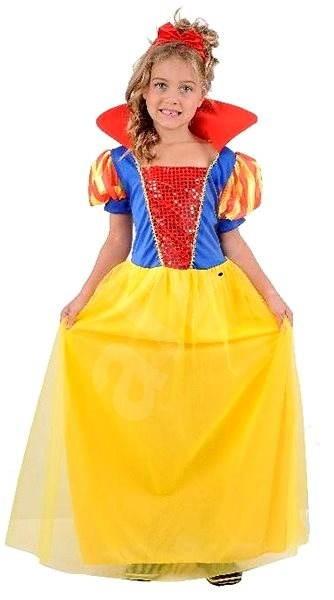 Šaty na karneval - Snehulienka veľ. XS - Detský kostým  1cccb721999