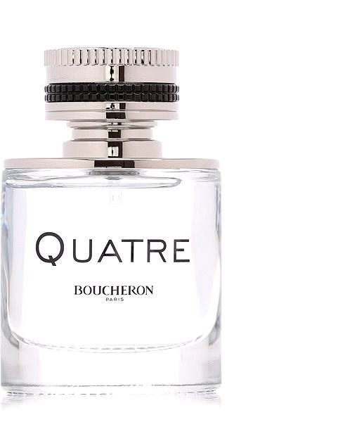 BOUCHERON Quatre pour Homme EdT 50 ml - Pánska toaletná voda