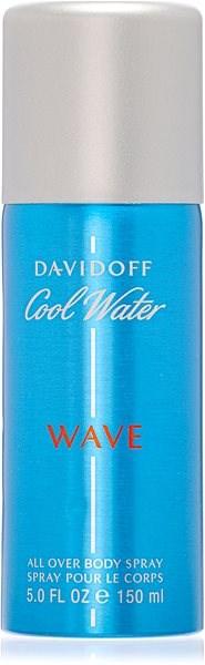 DAVIDOFF Cool Water Wave For Men 150  ml - Pánsky dezodorant