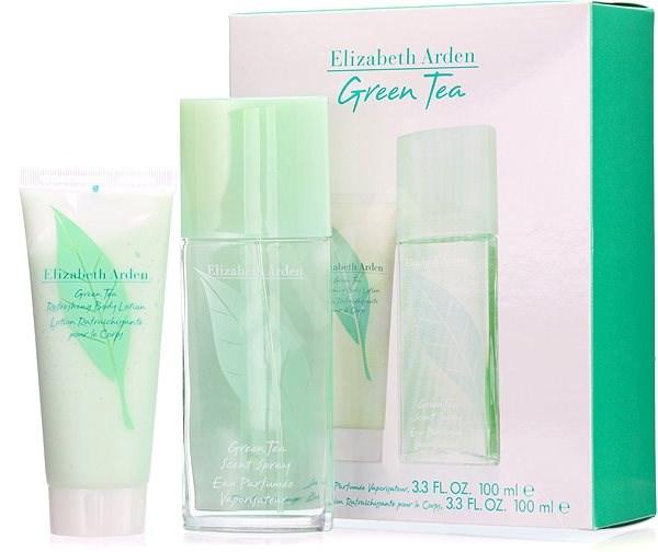 ELIZABETH ARDEN Green Tea EdP Set - Darčeková sada parfumov