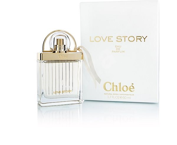 23194676d3 CHLOÉ Love Story EdP 50 ml - Parfumovaná voda