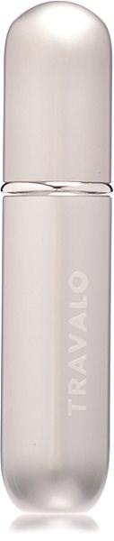 TRAVALO Refill Atomizer Classic HD 5 ml Silver - Plniteľný rozprašovač parfumov