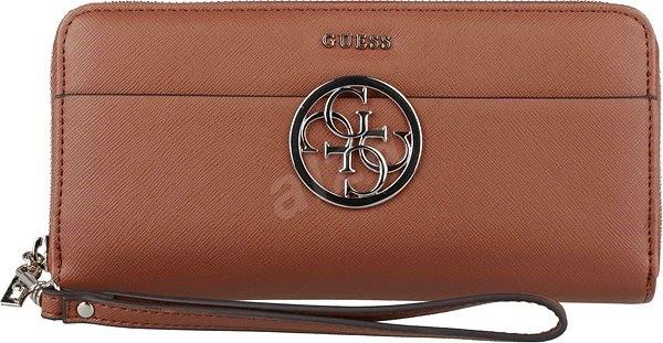 3cbc5cf9f2 GUESS VG669146 Cognac - Dámska peňaženka