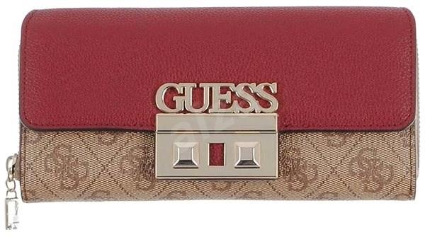 GUESS peňaženka SG710262 brown - Dámska peňaženka  983550168e2