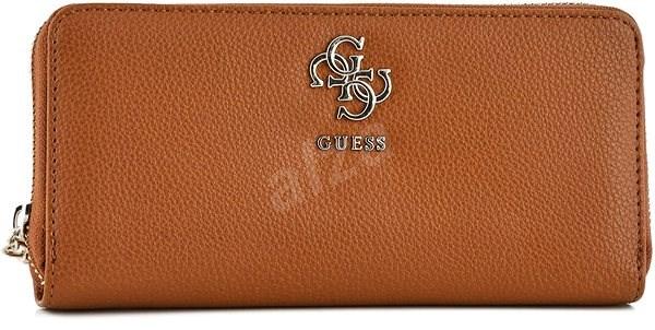 5020d771ed GUESS peňaženka VG685346 cognac - Dámska peňaženka