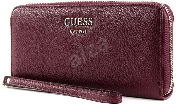 GUESS peňaženka VG699546 burgundy - Dámska peňaženka  8ec8893b538