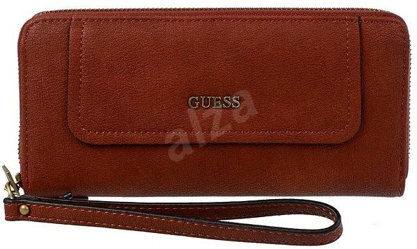 GUESS NB506746 Cognac - Dámska peňaženka  a05b97e9ed9