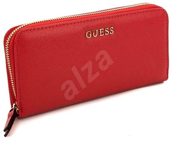 f020bcb2b4 GUESS SWISABP6346 Red - Dámska peňaženka