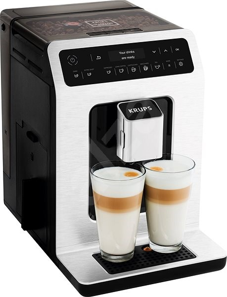 Krups EA890D10 Evidence METAL - Automatický kávovar