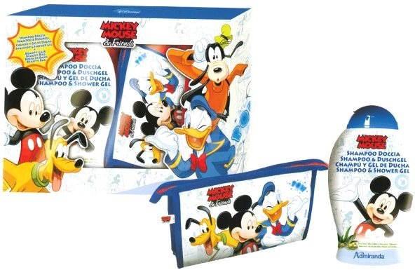 Disney Mickey Mouse Set - Darčeková kozmetická sada