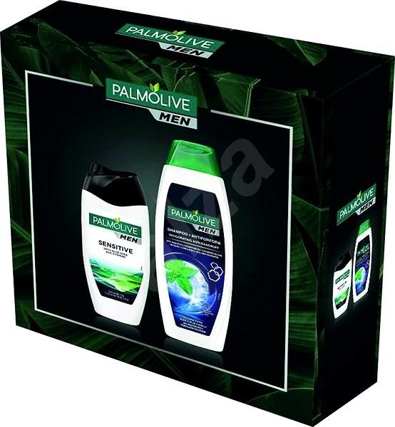 PALMOLIVE Men Shower Gel + Shampoo Set - Pánska kozmetická súprava