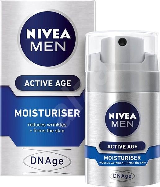 NIVEA MEN DNAge Active Age Moisturiser 50 ml - Pánsky pleťový krém