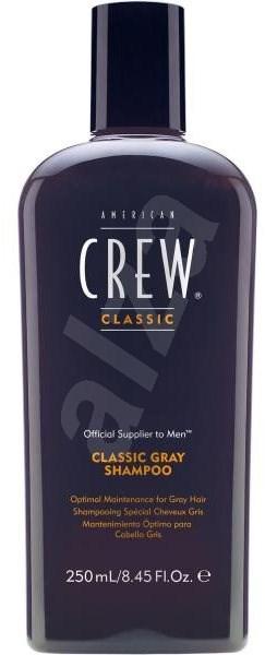 AMERICAN CREW Classic Gray Shampoo 250 ml - Silver šampón