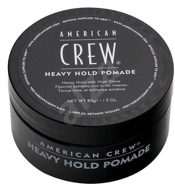 AMERICAN CREW Heavy Hold Pomade 85 g - Pomáda na vlasy