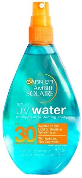 GARNIER UV Water Transparent Protecting Spray SPF 30 150 ml - Sprej na opaľovanie