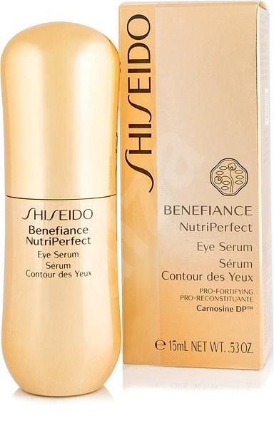 SHISEIDO Benefiance NutriPerfect Eye Serum 15 ml - Očné sérum