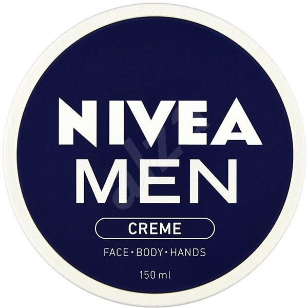NIVEA MEN Creme 150 ml - Pánsky pleťový krém