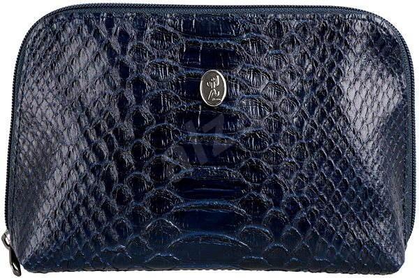 c6f86769a1 DUKAS Kozmetická taštička veľkosť S Tmavomodrá - Kozmetická taška ...