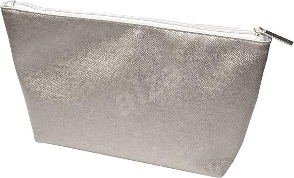 855e2f4efc TITANIA Kozmetická taštička zlatá L - Kozmetická taška