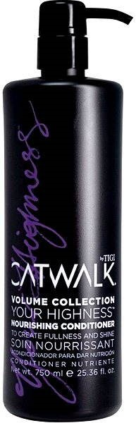 TIGI Catwalk Your Highness Nourishing Conditioner 750 ml - Kondicionér