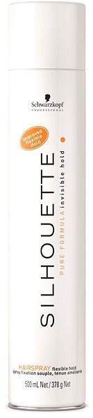 SCHWARZKOPF Professional Silhouette Flexible Hold Hairspray 500 ml - Lak na vlasy