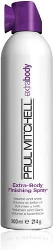 PAUL MITCHELL Extra-Body Finishing Spray 300 ml - Sprej na vlasy