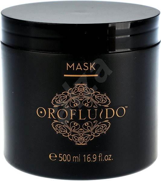 REVLON Orofluido Mask 500 ml - Maska na vlasy  0a87ce955d3