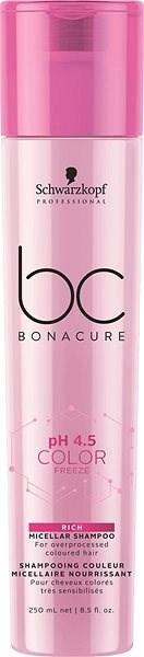 SCHWARZKOPF Professional BC Cell Perfector Color Freeze Rich Shampoo 250 ml - Šampón