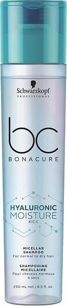 SCHWARZKOPF Professional BC Cell Perfector Moisture Kick Shampoo 250 ml - Šampón