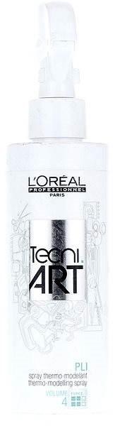 L'ORÉAL PROFESSIONNEL Tecni.Art Pli Thermo-Modeling Spray 190 ml - Sprej na vlasy
