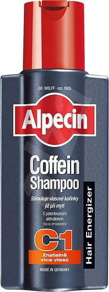 ALPECIN Coffein Shampoo C1 250 ml - Pánsky šampón