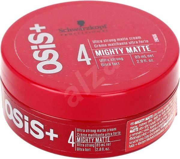 SCHWARZKOPF Professional Osis+ Mighty Matte 85ml - Krém na vlasy ... e44c3d20043