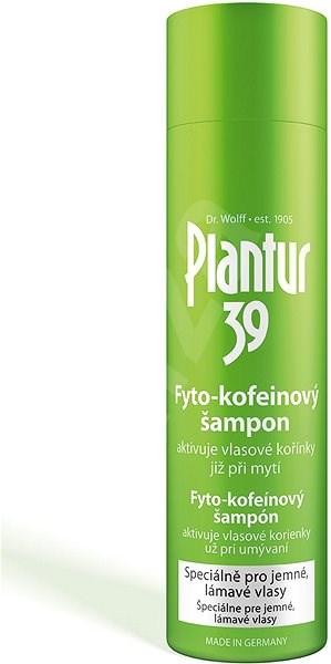 PLANTUR39 Fyto-kofeínový šampón pre jemné vlasy 250 ml - Šampón