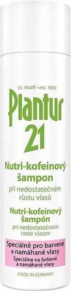 PLANTUR21 Nutri-kofeínový šampón 250 ml - Šampón