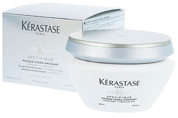 KÉRASTASE Specifique Masque Hydra-Apaisant 200 ml - Maska na vlasy