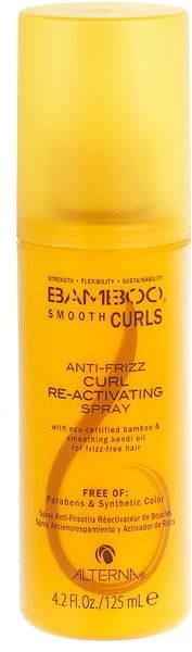 ALTERNA Bamboo Smooth Curls Anti-Frizz Curl Reactivating Spray 125 ml - Sprej na vlasy