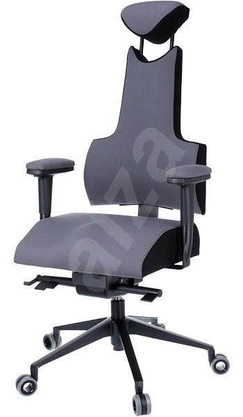 Therapia iENERGY L 6650 sivá / čierna - Kancelárska stolička