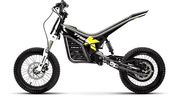 a745d4831f48 Kuberg Trial - Elektrická motorka