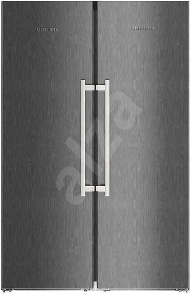 LIEBHERR SBSbs 8673 - Americká chladnička
