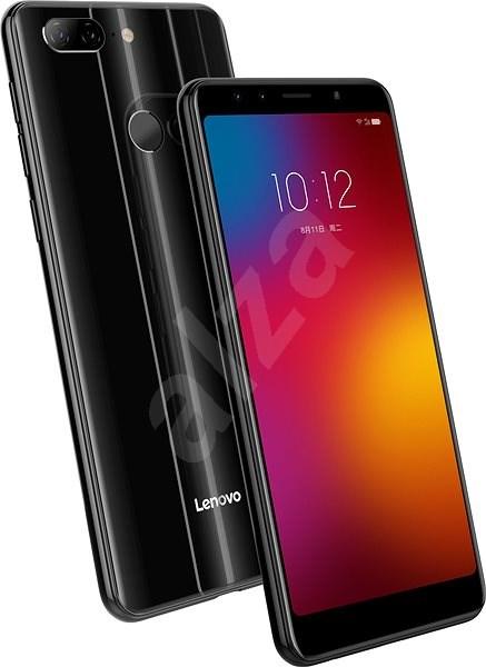 Lenovo K9 čierna - Mobilný telefón