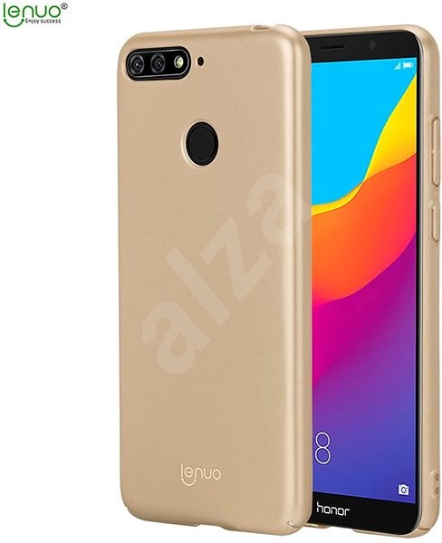 6775a3aad Lenuo Leshield na Huawei Y6 Prime (2018) Gold - Kryt na mobil | Alza.sk