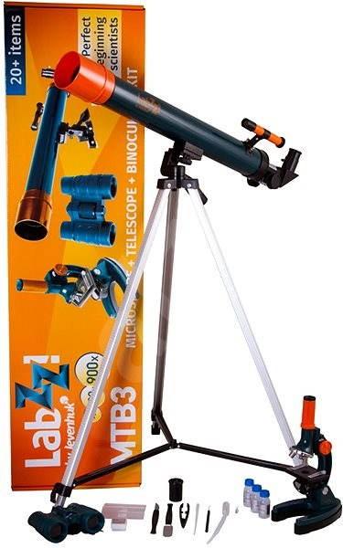 Levenhuk LabZZ MTB3 Kit - Mikroskop