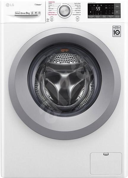 LG F4TURBO9S - Parná práčka