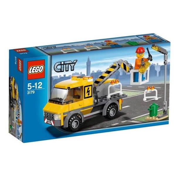 LEGO City 3179 Opravářský vůz - Stavebnice